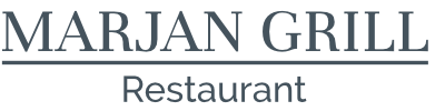 Marjan Grill . Restaurant